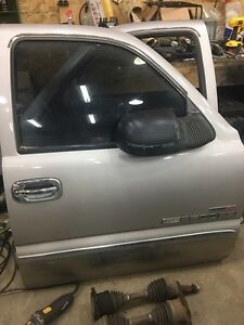 2004 Chev/GMC 1500/2500/3500 Doors