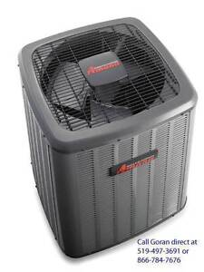 A/C air conditioner AC furnace CENTRAL AIR gas FURNACES saleSALE Kitchener / Waterloo Kitchener Area image 7