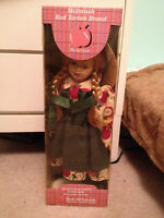 Retired Exclusive: Anne of Green Gables Porcelain Doll