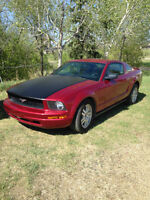 2007 Ford Mustang Premium model-1st 7K takes it. No trades