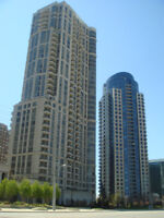 Fully Furnished Condo - Ovation  Mississauga - Square 1 - July 1