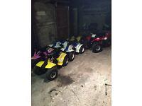Suzuki lt50 quads forsale + lt80 quad