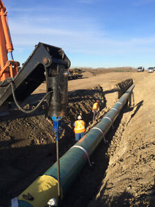 SCREW PILES INSTALL AND SUPPLY OR INSTALL ONLY Strathcona County Edmonton Area image 6