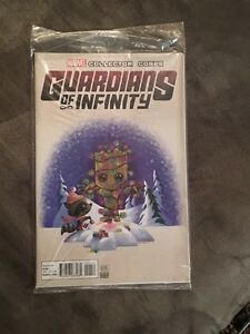 Guardians of infinity comic book ! Varient 1 edition  West Island Greater Montréal image 1