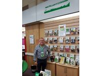 Macmillan Cancer Information and Support Volunteer