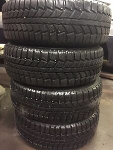 Honda Civic  winter tire package