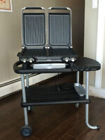 George Foreman Indoor/Outdoor Multi-Plate Grill