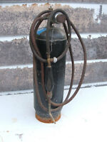 B-Tank / Acetylene with torch