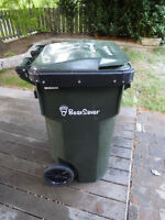 Bear Proof Garbage Container
