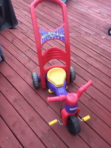 Rock Roll N Ride kids Trike