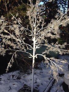 8 foot fibre optic tree
