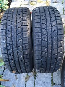 Toyo Winter Tires P245/50R20 West Island Greater Montréal image 2