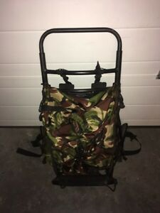 Cabelas Alaskan Outfitter pack frame and bag