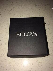 BRAND NEW BEAUTIFUL MENS BULOVA WATCH FOR SALE