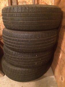 Tires / wood for sale  Kitchener / Waterloo Kitchener Area image 6