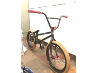 Custom bmx with spares- primo, alienation, eclat, Federal