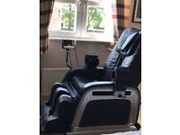 Stirling silver supreme massage chair