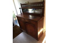 Victorian sideboard/chiffoniere for renovation - shabby chic project