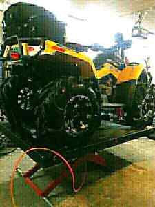 ATV REPAIR AND MAINTENANCE