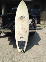 Lost Round Nose Fish Surfboard
