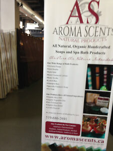 AROMA SCENTS NATURAL SOAPS AND SPA BATH PRODUCTS London Ontario image 1