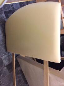 Single bed divan & headboard