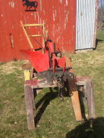 Cockshuck Horse Plow NEED GONE