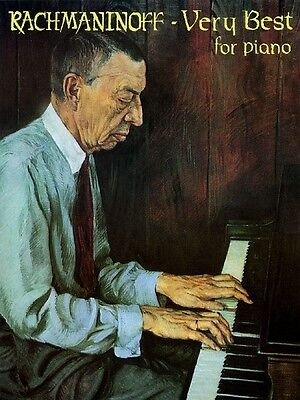 Rachmaninoff Very Best for Piano Sheet Music Creative Concepts Publish 000315080