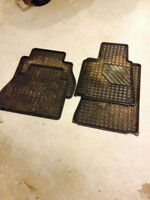 Toyota Tundra Winter Floor Mats