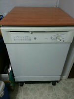 GE Portable Dishwasher for sale
