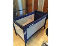 BabyDan Travel cot immaculate condition