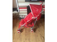 Mothercare Minnie Mouse stroller