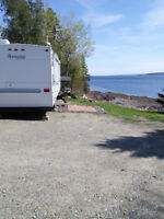 RV Waterfront Lot