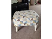Footstools x2 from Laura Ashley