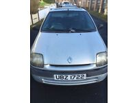 RENAULT CLIO 1150cc 1998 ONLY £190
