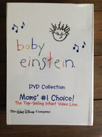 Baby Einstein Disney DVD collection - 26 DVD