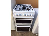 Hot point gas cooker excellent condition free delivery £100
