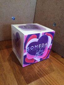 Perfume: 'Someday' Eau de parfum spray by Justin Bieber NEW SEALED 50ml