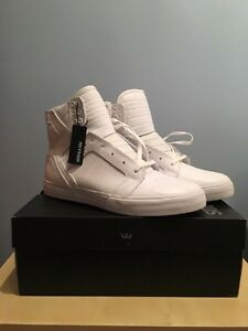 Supra Skytop Shoes - Size 9.5