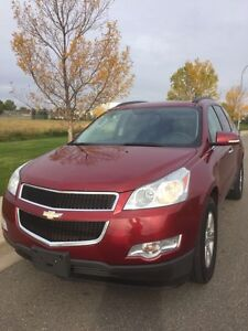 Chevy traverse 2010 fully loaded