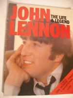 The Life & Legend of John Lennon Booklet.