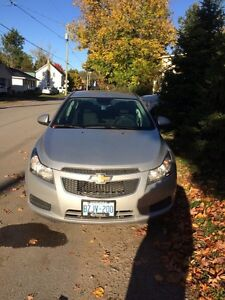 2013 Chevy Cruze LT Turbo Standard