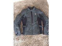 Ladies motorbike jacket - Revit Evo