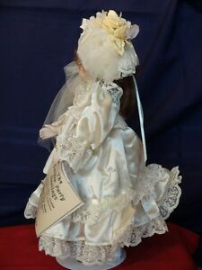 Meggan's Collectors Canadian Procelain Handmade Doll (Daisy) London Ontario image 5