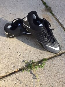 FOOTBALL CLEATS FOR SALE.  $50