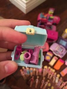 Lots of Polly pocket accessories.  Cambridge Kitchener Area image 2