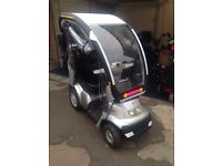 Mobility scooter - TGA Breeze S4 with Canopy