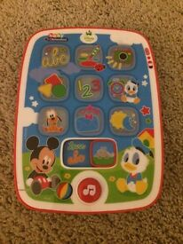 Baby Mickey First Tablet