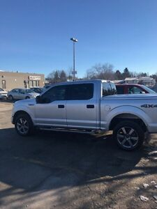"2016 Ford f150  sport 20"" rims and tires"