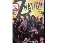 Z Nation series 2 DVD